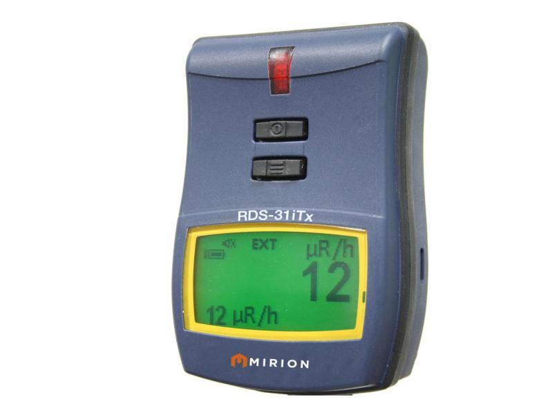 دزیمتر سنجش محیطی(رادیومتر) مدل RDS-30