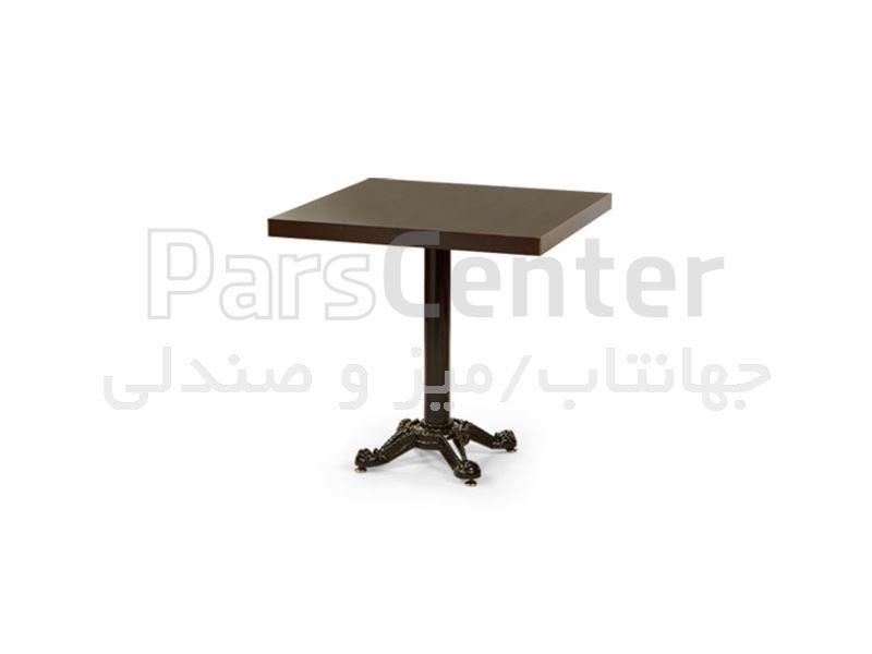 میز رستورانی مدل S4 (جهانتاب)