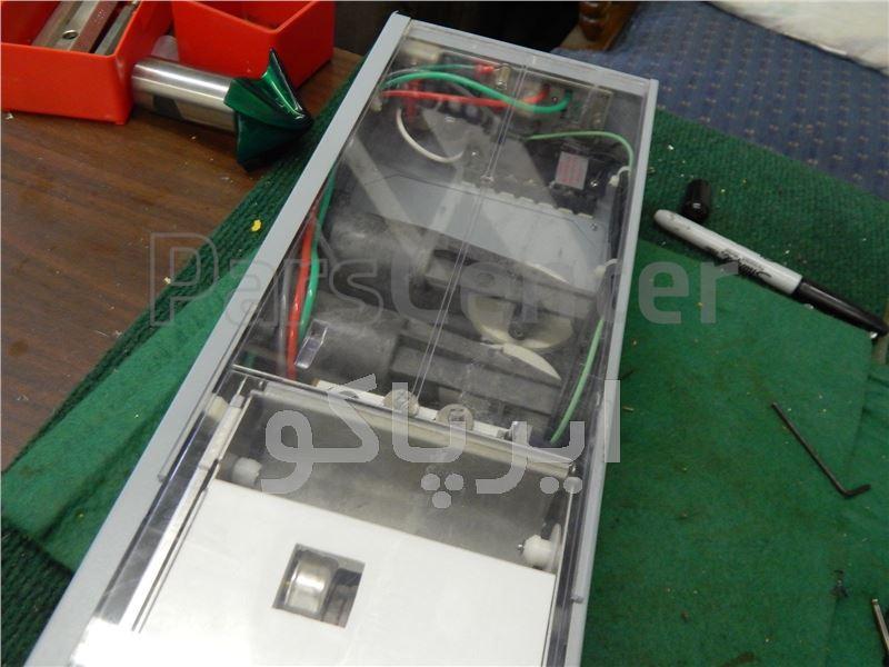 رکوردر پنوماتیک FOXBORO 127S دو قلم Pneumatic Indicating Recorder فاکسبورو
