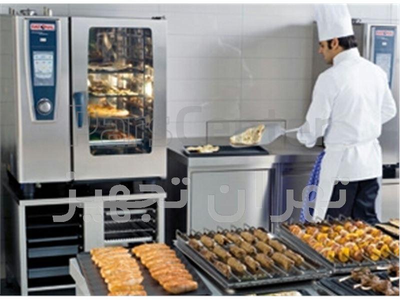 دستگاه پخت ترکیبی رشنال