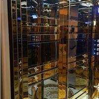 تزئینات کابین آسانسور آکو
