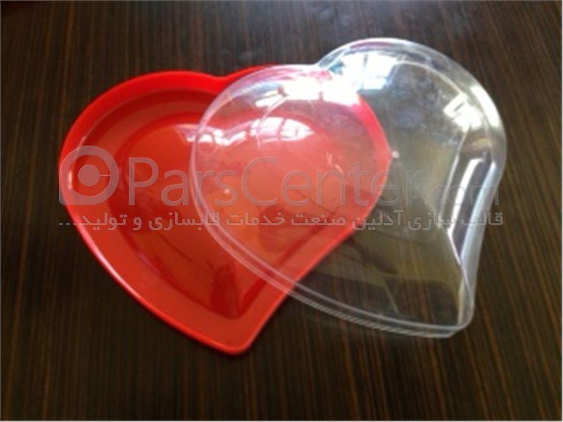 قالب تزریق پلاستیک انواع ظرف و جعبه بسته بندی شکلات و شیرینی
