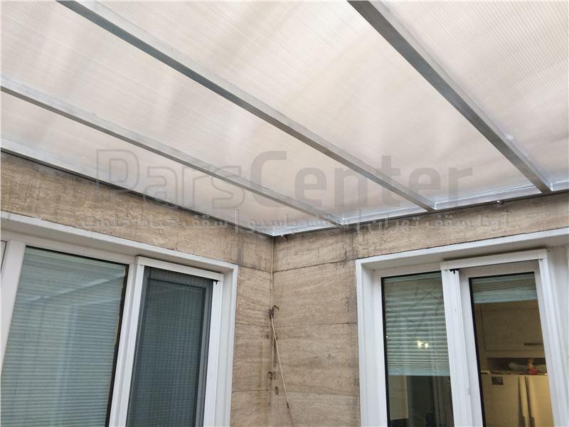سقف پاسیو + دیوار (پاسداران-گلستان یکم)