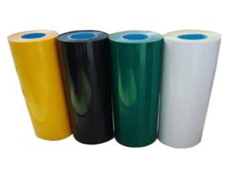 رولهای برچسب حرارتی در رنگهای مختلف / ساده و قابل چاپ