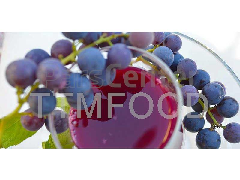 فروش عمده کنسانتره انگور قرمز با کیفیت صادراتی