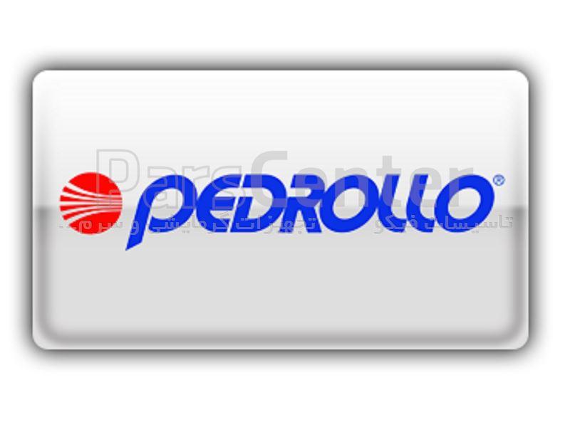 پمپ آب 1 اسب محیطی 70 متری تکفاز پدرولو (PEDROLLO) ساخت ایتالیا مدل PKm 80