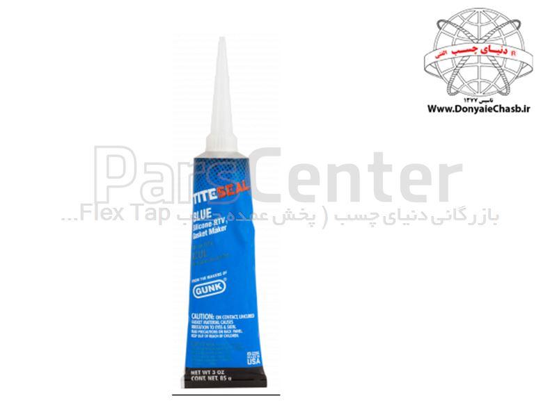 چسب حرارتی آبی GUNK Blue Silicone RTV Gasket Maker آمریکا