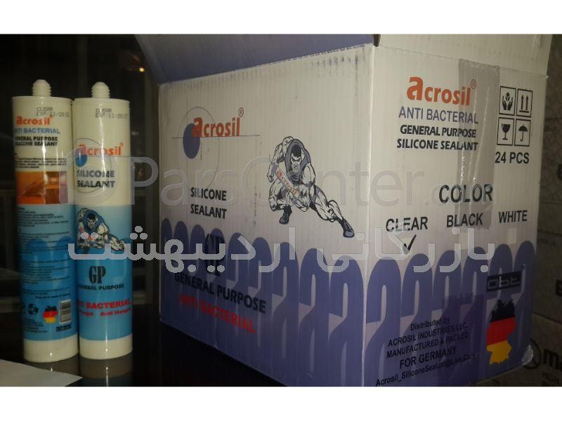 چسب آکواریوم acrosil