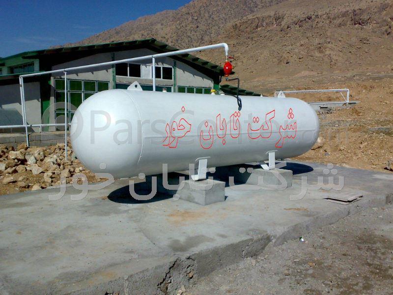 قیمت مخزن گاز ال پی جی - 90