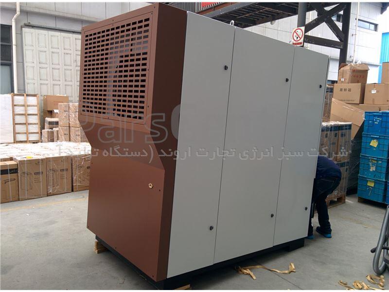 دستگاه تولید آب از هوا  1000 لیتر روزانه (سبز انرژی)