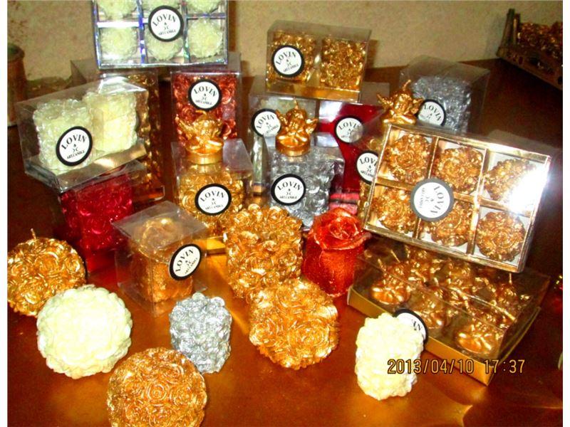 تولیدی - تولید کننده شمع لاوین