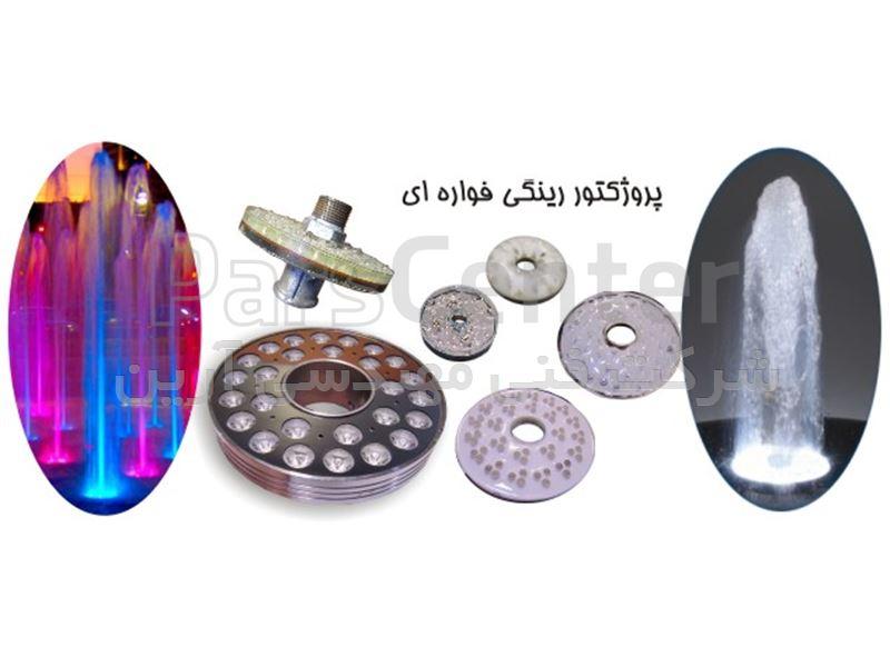 چراغ ال ای دی 12 وات استخری ضد آب ( پروژکتور LED IP68 )