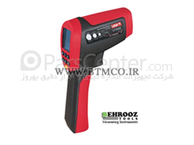 دماسنج لیزری ، ترمومتر تفنگی ، ترمومتر دوربین دار ، ترمومتر لیزری UT305A