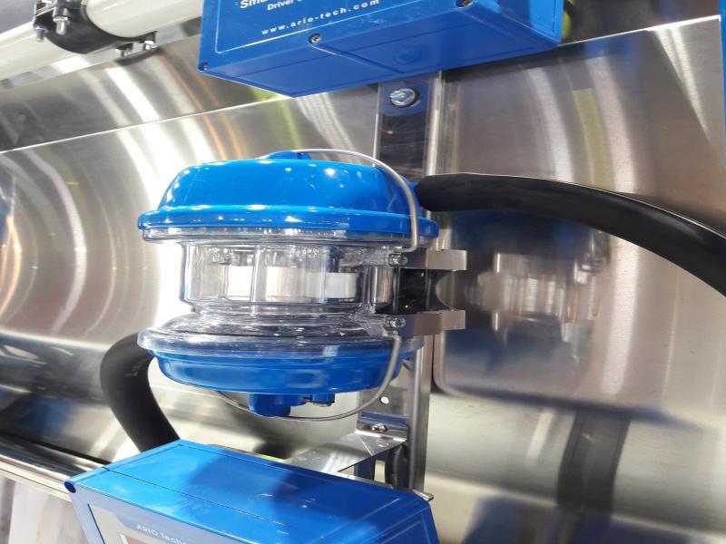 میلکومتر دیجیتال شیردوشی
