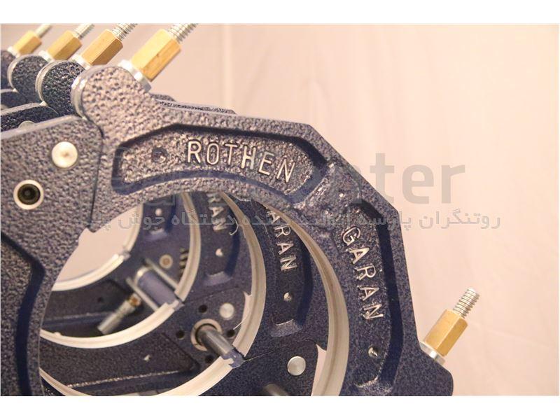 دستگاه جوش پلی اتیلن هیدرولیک سایز 315 میلیمتر