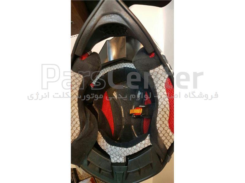 کلاه کراسی حرفه ای موتورسیکلت انرژی