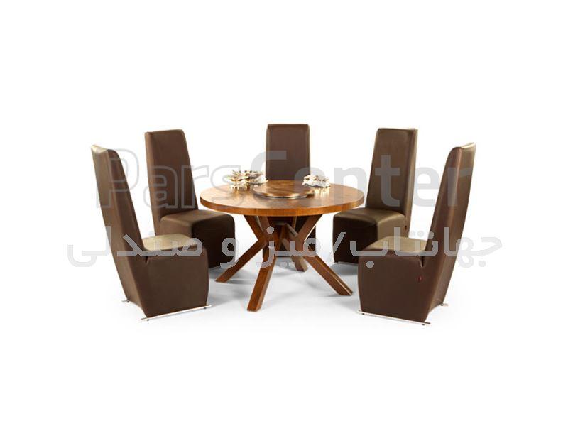 میز رستورانی مدل W14 (جهانتاب)