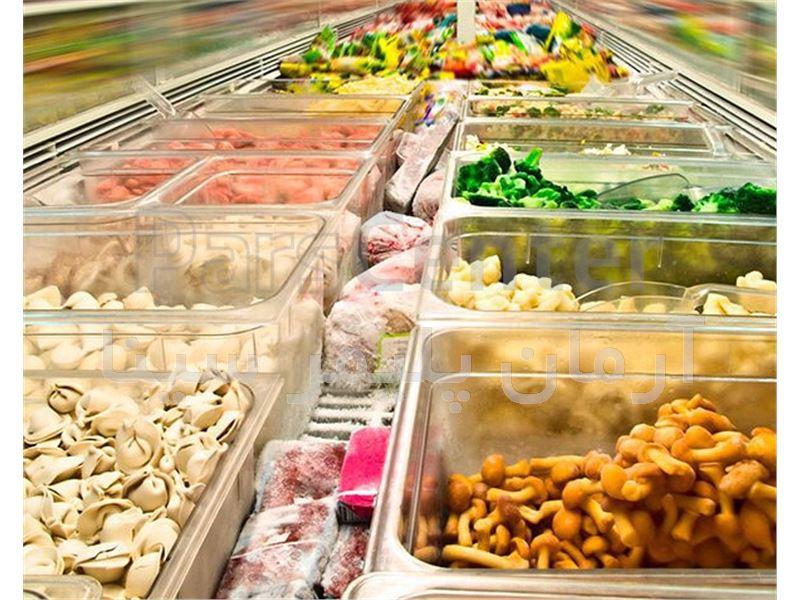 تولید ظروف پلاستیکی آشپز خانه صنعتی