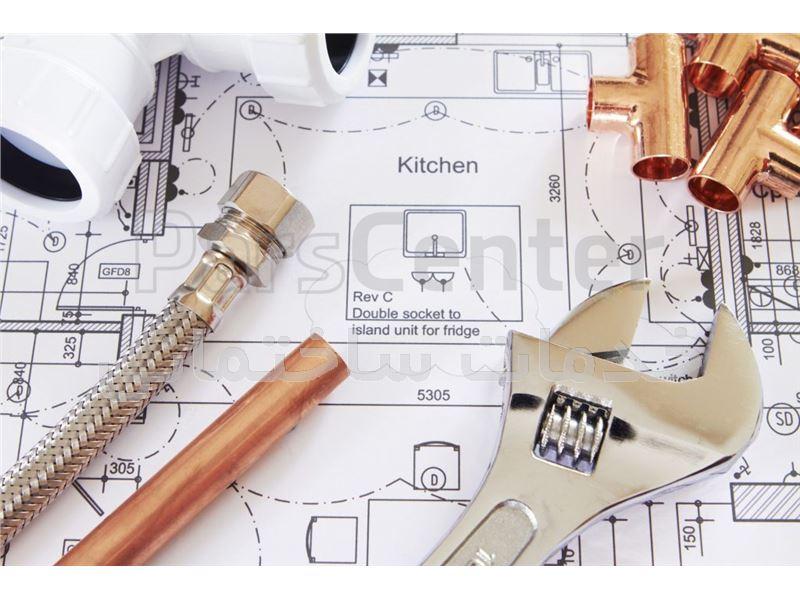 لوله کشی ساختمان و تاسیسات
