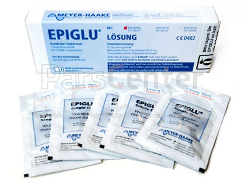 چسب مایع بخیه EPIGLU - محصولات وسایل عمومی پزشکی در پارس سنترچسب مایع بخیه EPIGLU ...