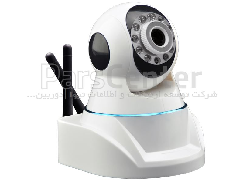 دوربین وایرلس چرخشی رم خور مدل GM03