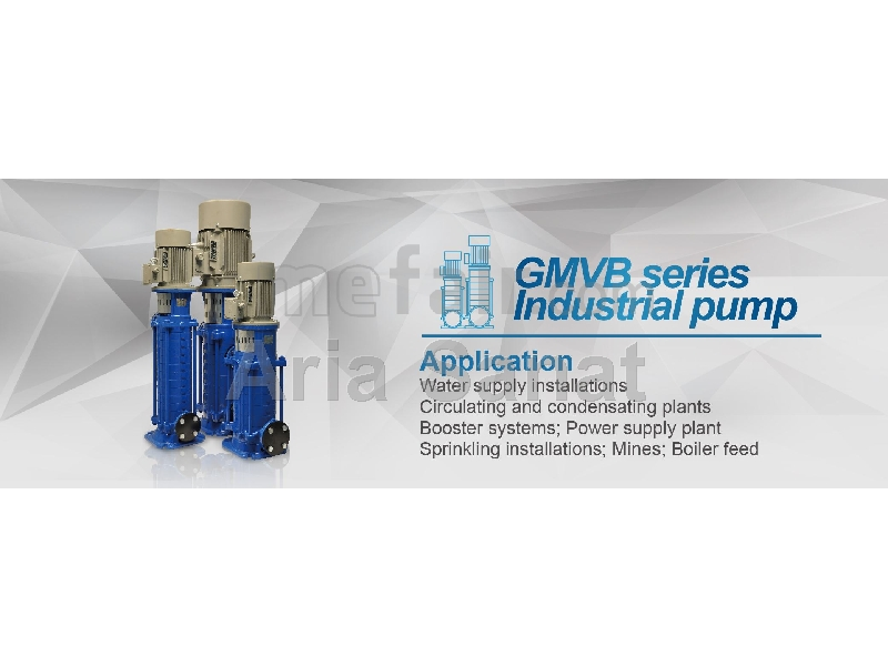 Stream Multi stage Pump