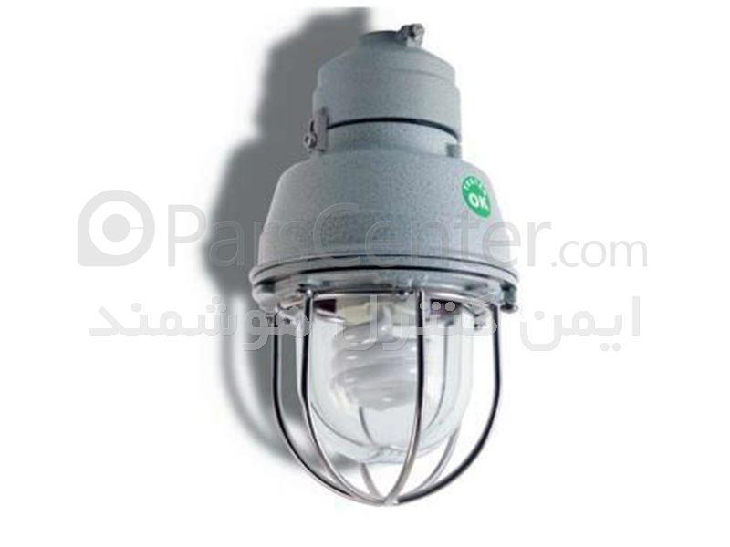 چراغ ضد انفجار cortem 100W