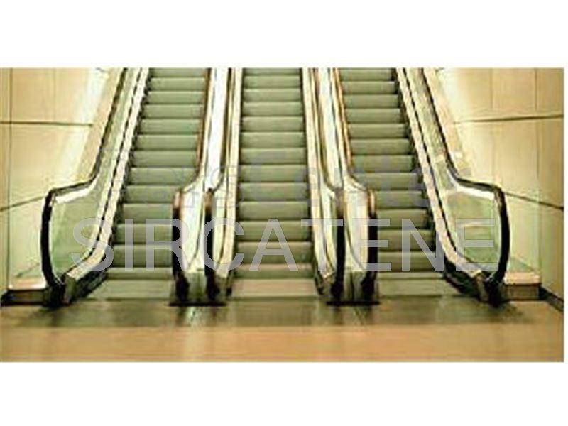 زنجیر استپ چین پله برقی فروشگاه و سوپر مارکت  SIRCATENE Escalators Step chain for Store and Supermarket