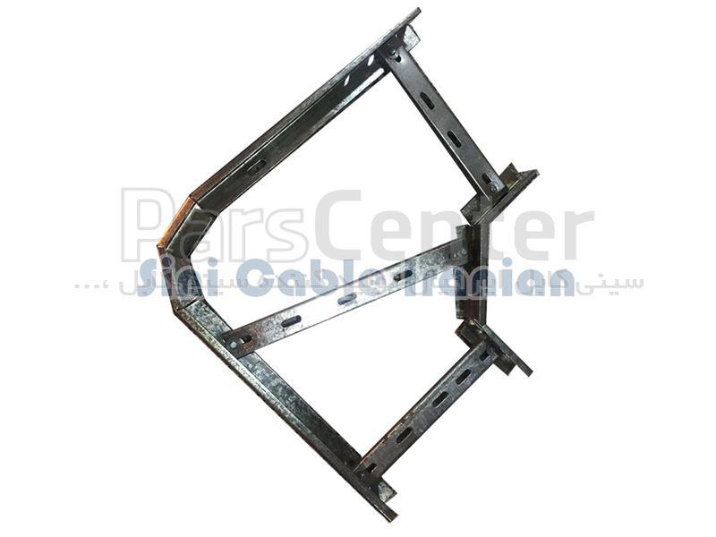 زانویی نردبان کابل 90 درجه 60 سانتیمتر (Cable Ladders Gooseneck)