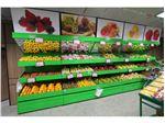 تجهیز فروشگاه هایپرمی قیطریه- قفسه فروشگاهی، دکوراسیون فروشگاهی