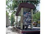 ساخت و فروش ایستگاه اتوبوس درساری