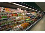تجهیز فروشگاه حامی کالا شعبه ولنجک- یخچال و فریزر فروشگاهی