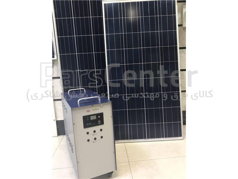 پک خورشیدی 1200وات یینگلی