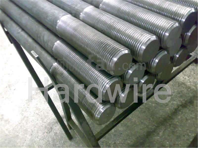 Stainless steel A2 threaded rod