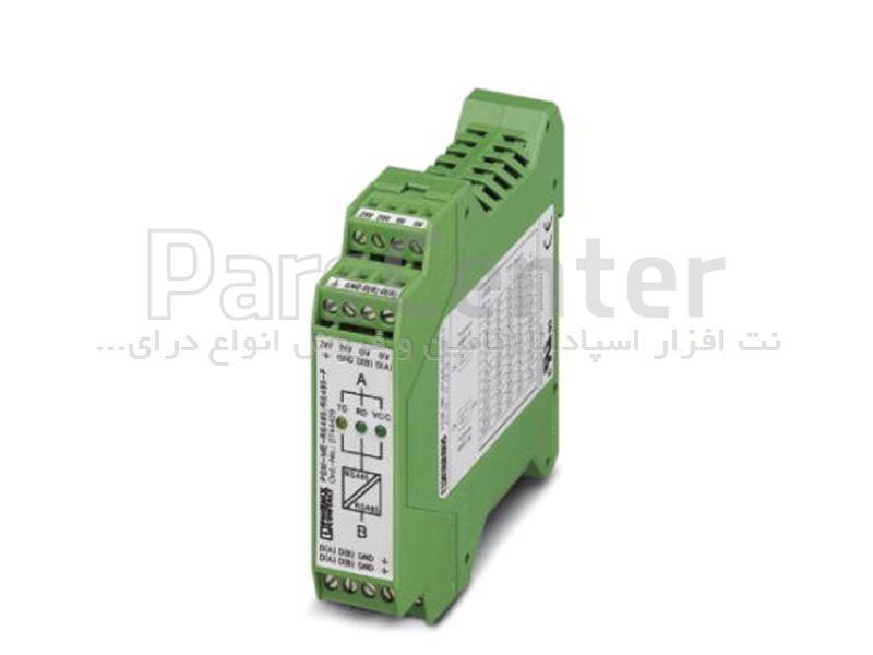 مبدل RS485 به RS485 مدل  PHOENIX مدل  PSM-ME-RS485/RS485-P