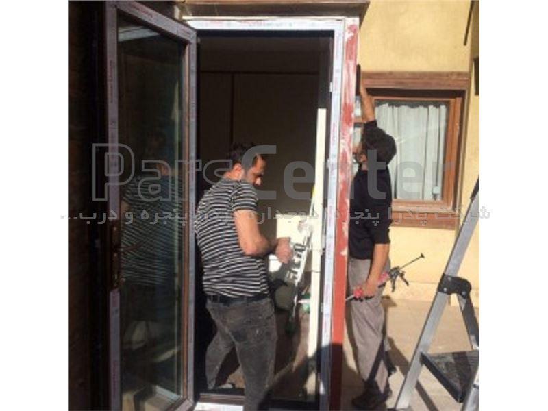 تعویض درب و پنجره آهنی بدون تخریب TD B28
