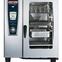 دستگاه پخت ترکیبی