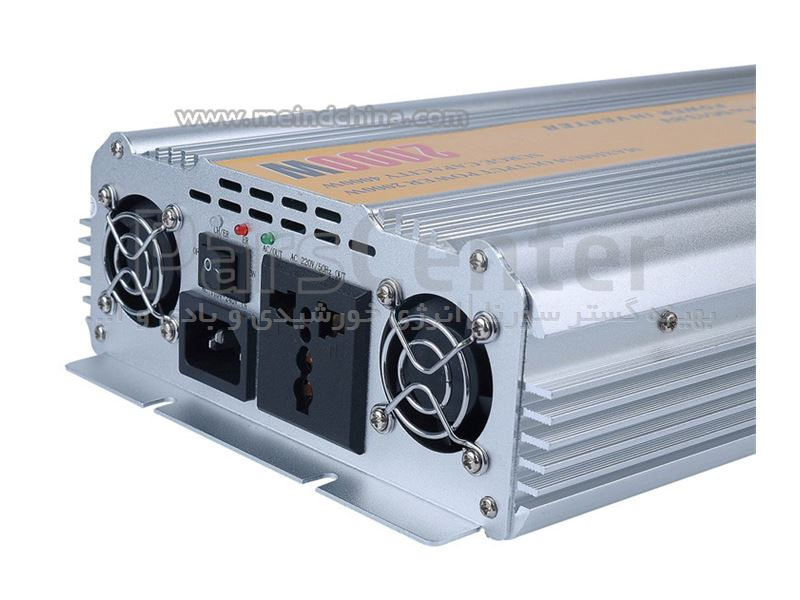مبدل شبه سینوسی 1000 وات 24 ولت با شارژر داخلی برق شهر ups power inverter