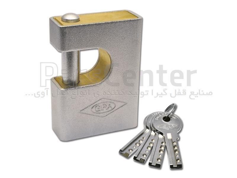 قابلیت تولید قفل ها به صورت کلید یکسان
