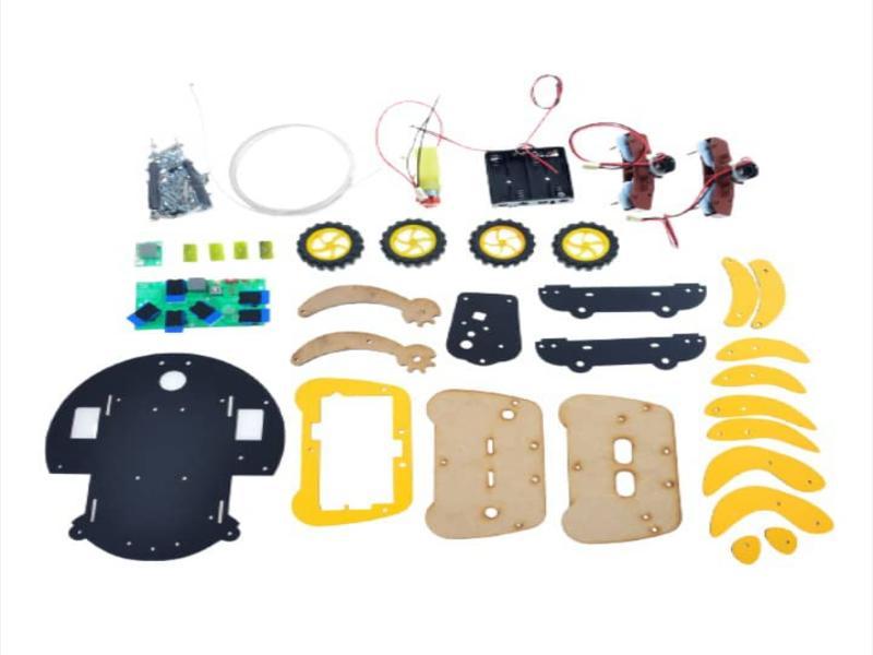 ربات انباردار اوینا | Warehouse Keeper Robot