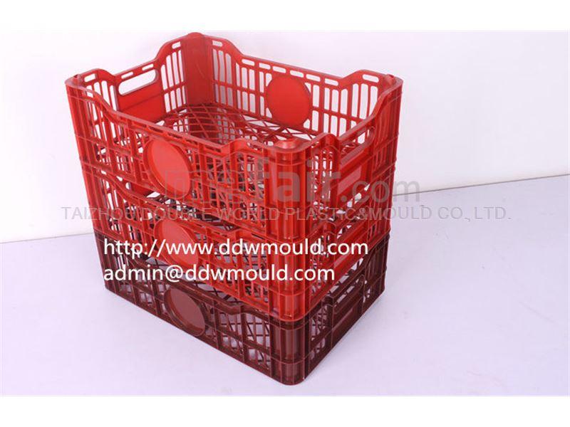 DDW Plastic Beer Basket Mold Plastic Egg Basket Mold