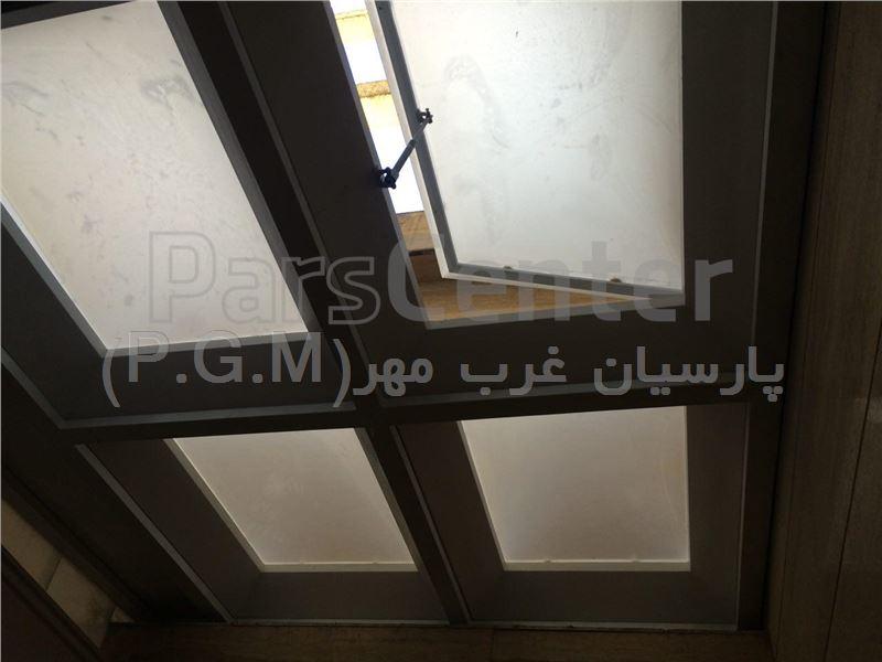 اجرای سقف کاذب حبابی پاسیو (تهرانپارس)