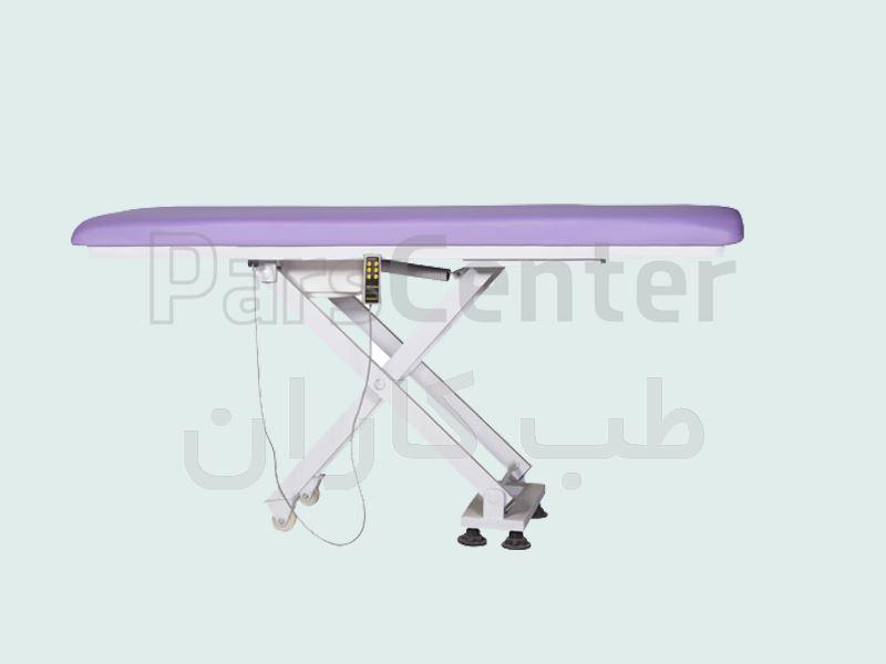 تخت مو و لیزر مدل GP1x