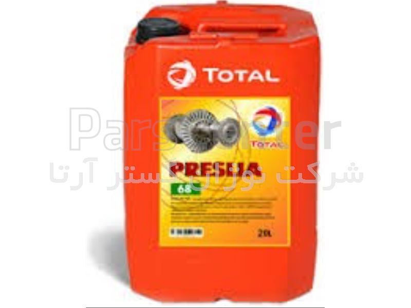 روغن صنعتی توربین Total Presila