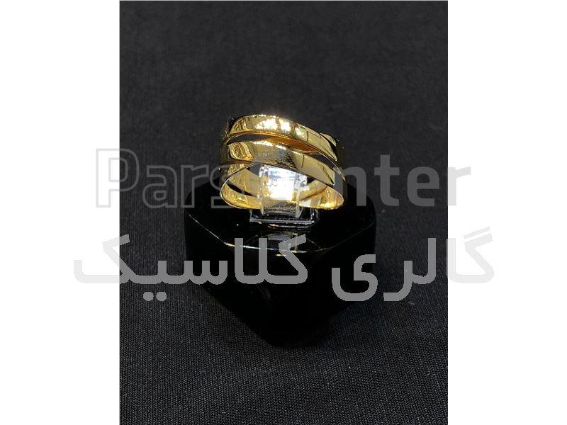 انگشتر طلا ریتون کد:۲۶