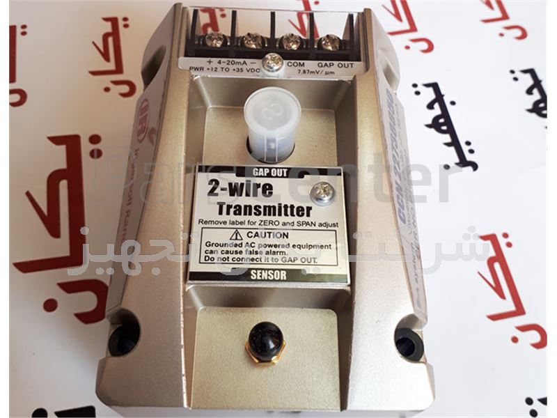 فروش و تامین پراکسیمیتی ترانسمیتر اینگرسولرند Ingersoll Rand (IR) Proximity Transmitter CCN 22738850