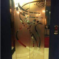 روکش درب آسانسور
