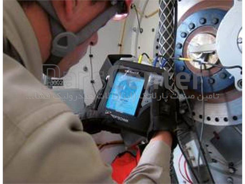 دستگاه بالانس تجهیزات دوار  VIBXPERT II Balancer