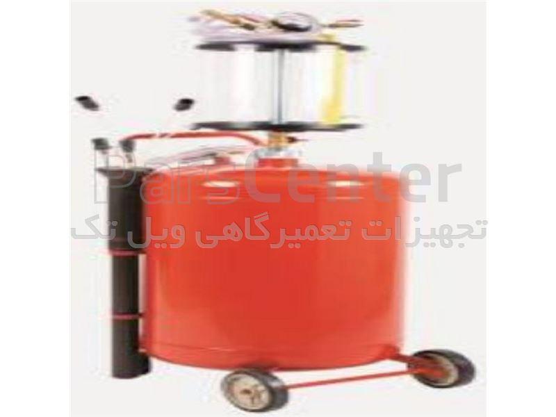 دستگاه ساکشن روغن موتور بادی - ساکشن روغن موتور بادی