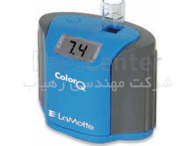 دستگاه کلر سنج مدل ColorQ2057 کمپانی Lamotte آمریکا